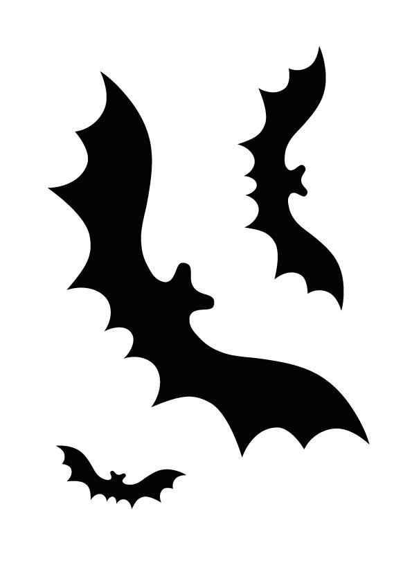 Chauve Souris Dessin Halloween.Telecharger Dessins Arts Divers Pochoir Chauve Souris Halloween Gratuitement