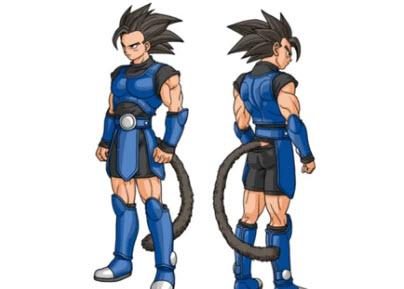 Nouveau Saiyan Dragon Ball Legends