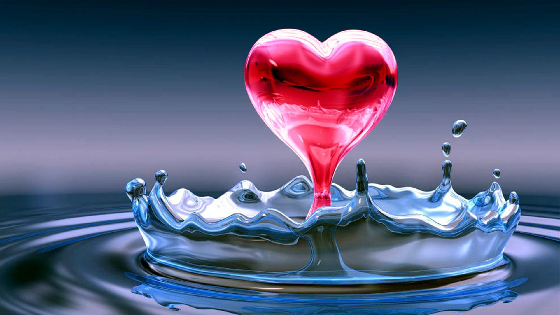 Télécharger fonds d'écran coeur full hd gratuitement