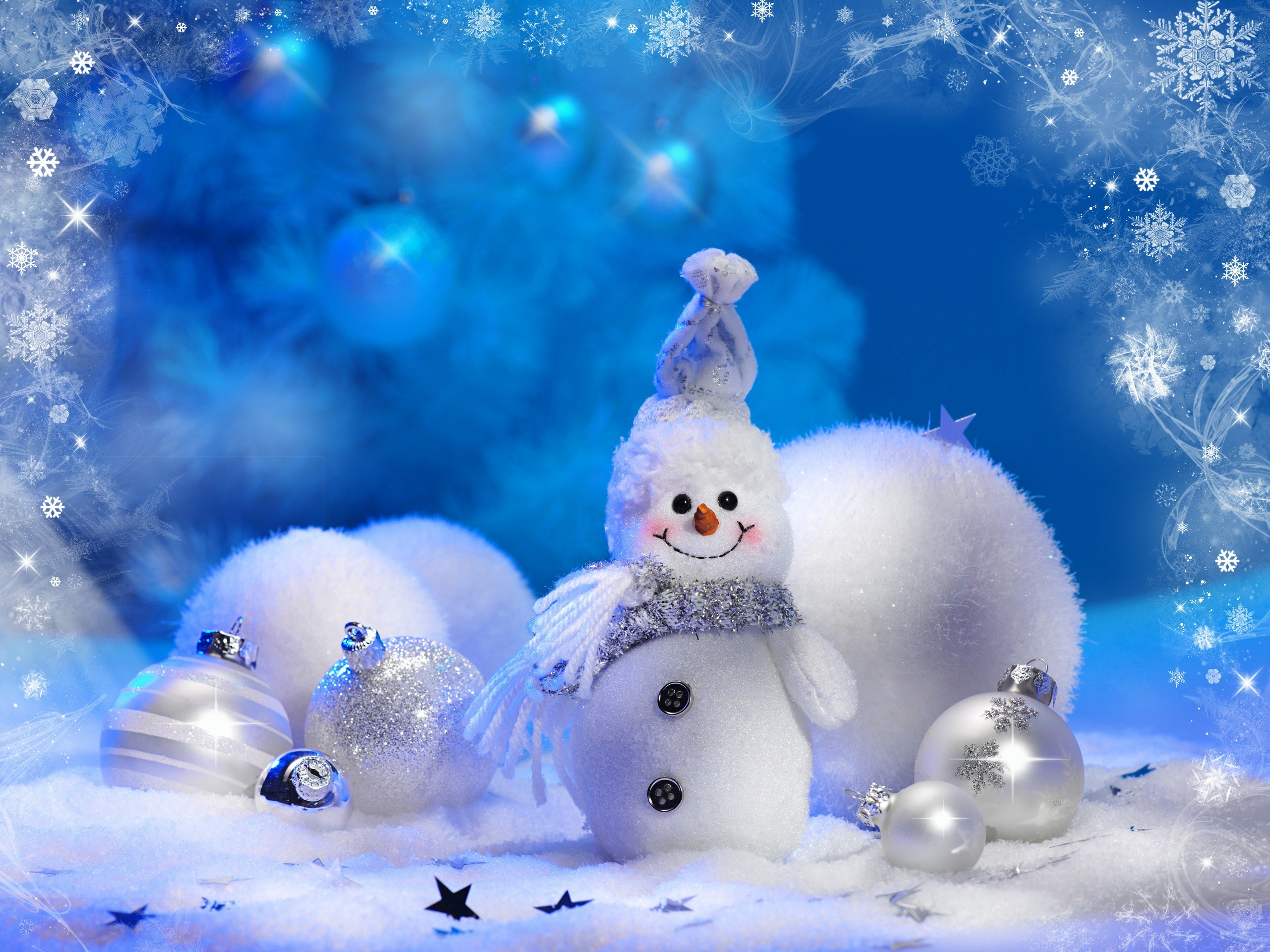 Fond Ecran Noel Gratuit