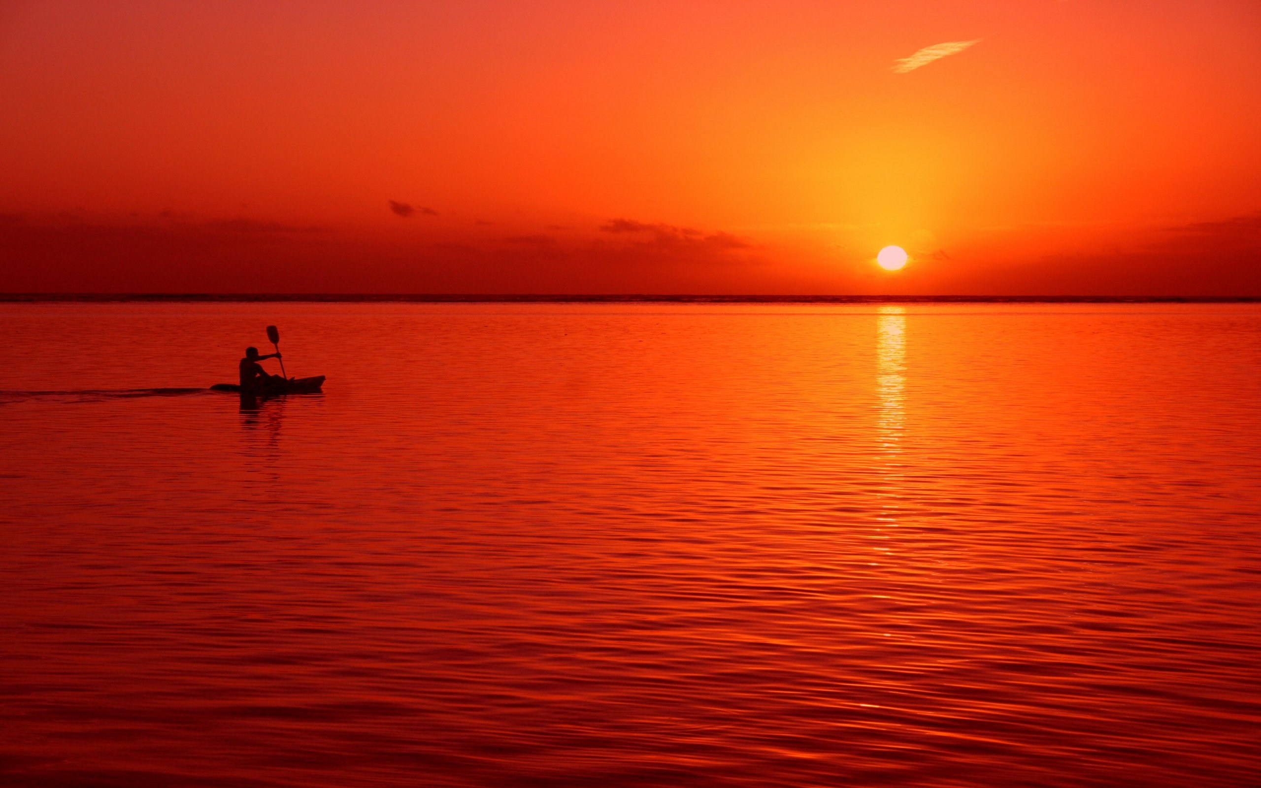Télécharger fonds d'écran coucher de soleil gratuitement