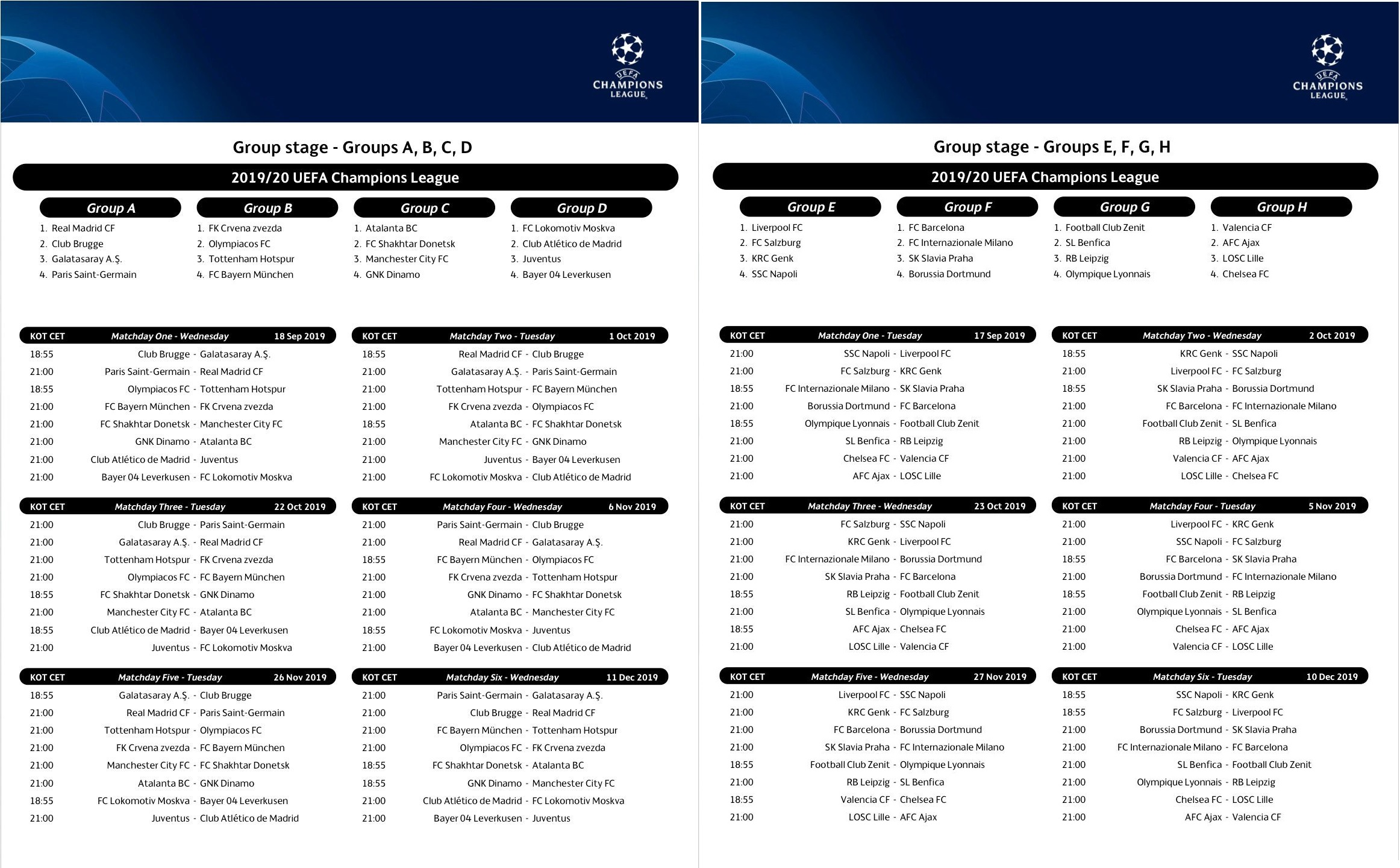 Calendrier Bayern.Telecharger Fonds D Ecran Calendrier De La Ligue Des