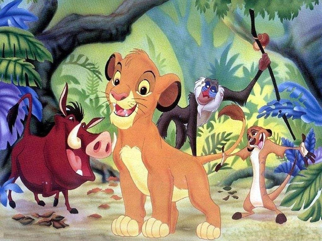 Télécharger fonds d'écran le roi lion gratuitement