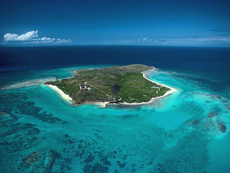 Île isolée