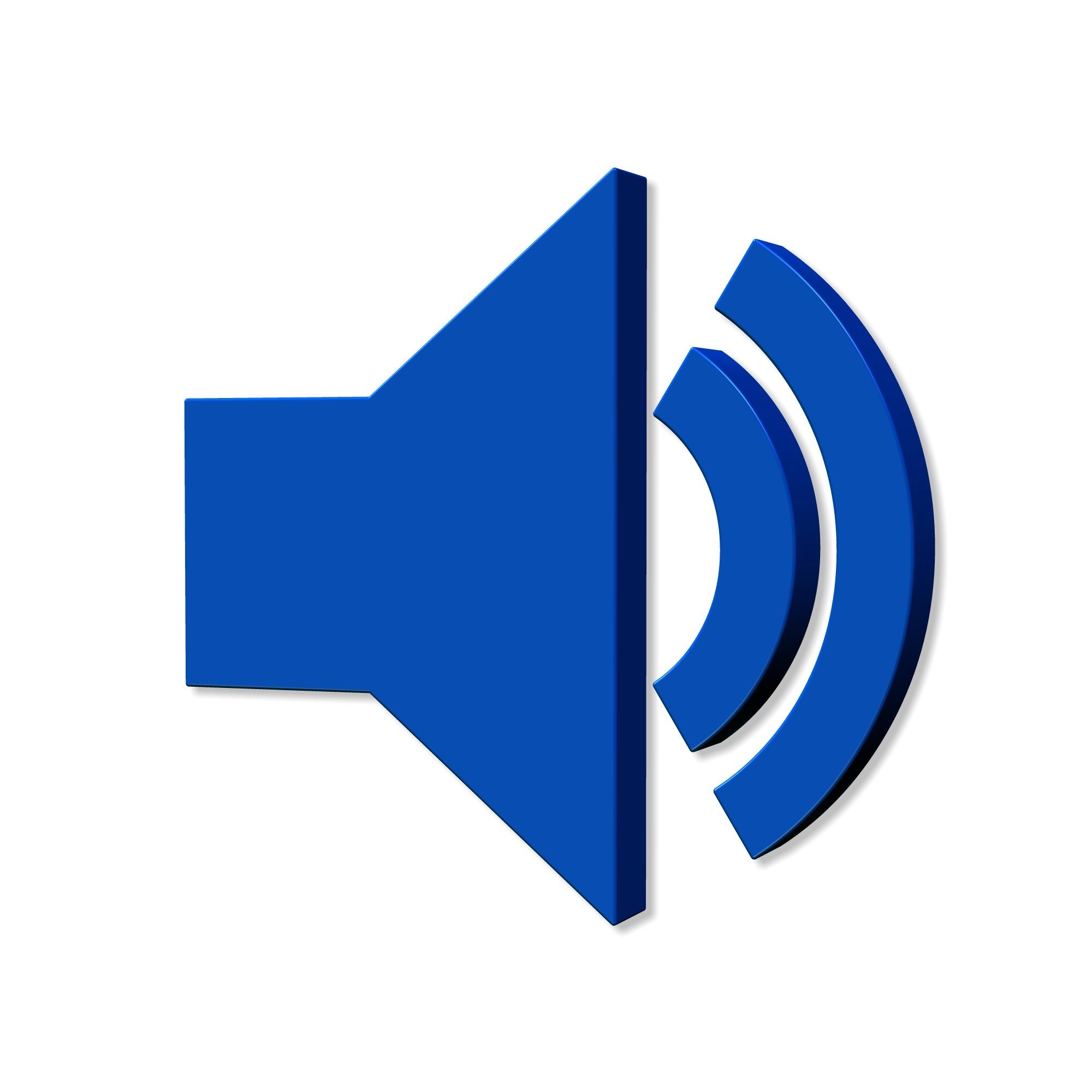 Volume-Speakers