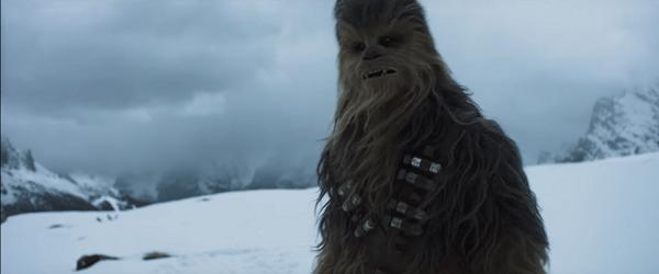"""Chewbacca de retour pour """"Solo : A Star Wars Story"""""""