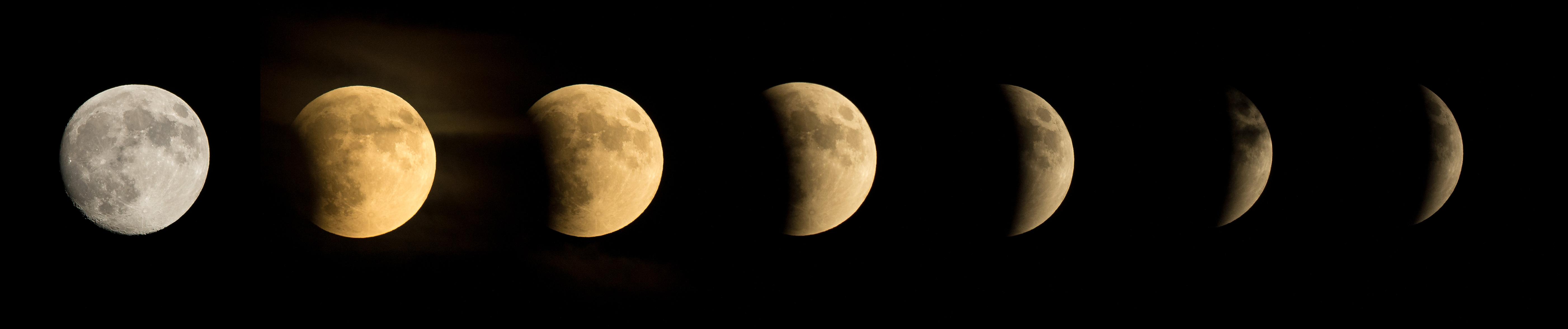 Eclipse lunaire