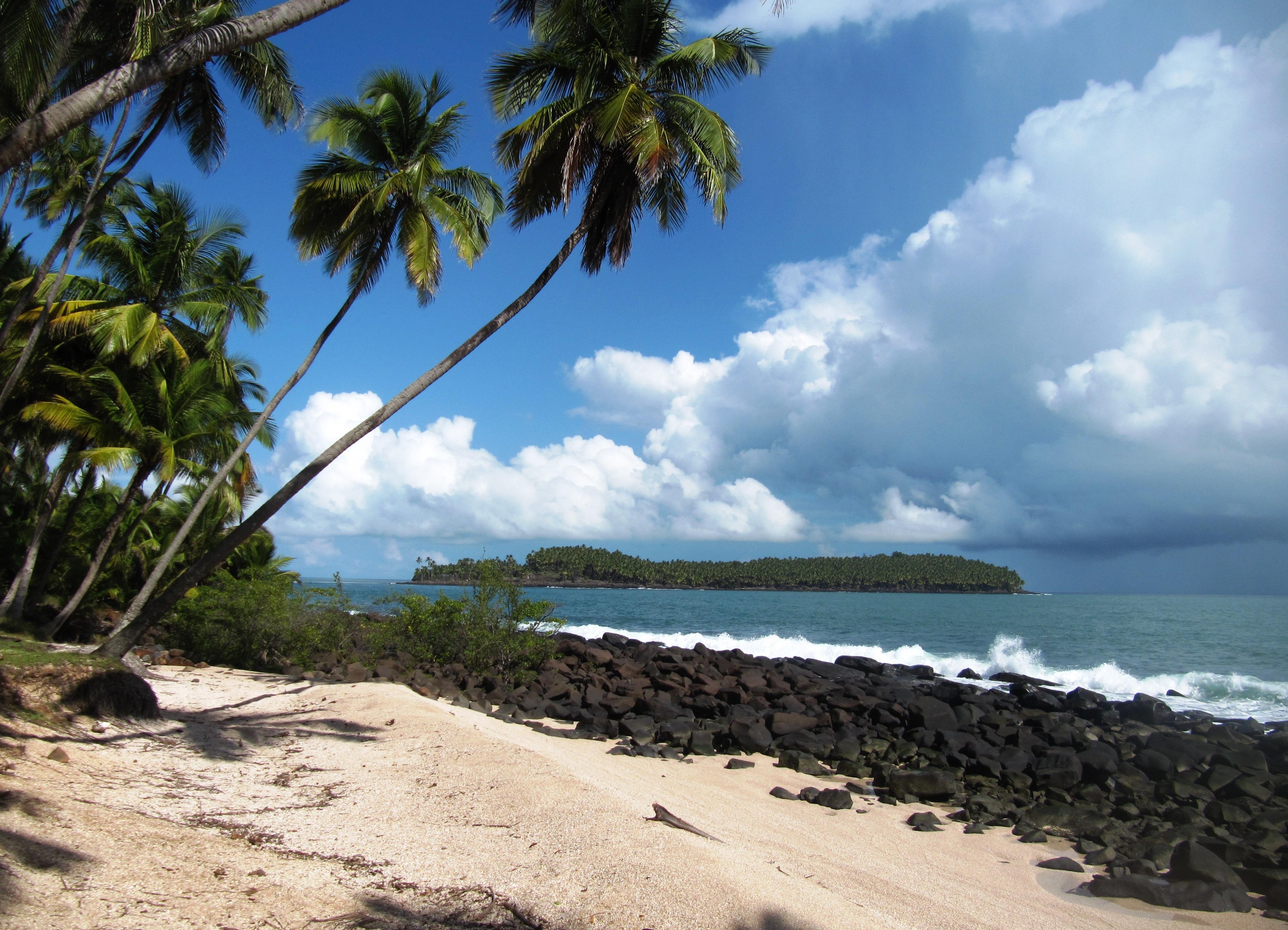 Guyane - Iles du Salut - Kourou