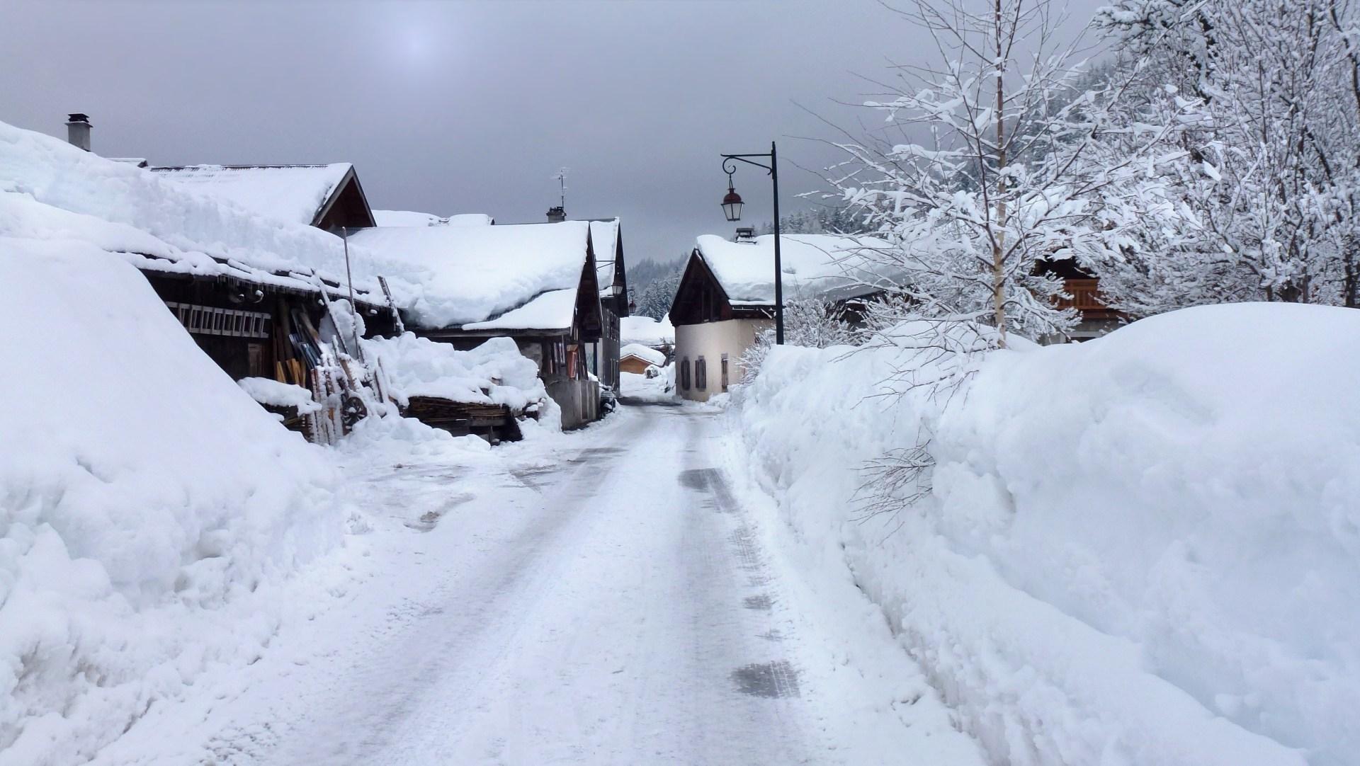 Village ...